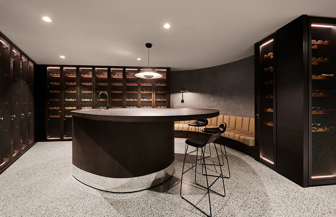 Residents' Wine Cellar